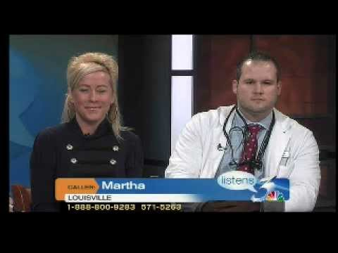 Branden & Leesa discuss optimal Well Care; taking calls