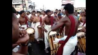 getlinkyoutube.com-Tamilnadu Village Function- Kerala drum music
