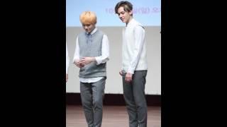 getlinkyoutube.com-20151011 부산 팬사인회 ROCK (VERNON EDIT)