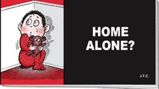getlinkyoutube.com-Home Alone?: A Chick Tract