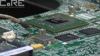 getlinkyoutube.com-Ремонт видеокарты на ноутбуке c апгрейдом. Увеличение производительности в играх.
