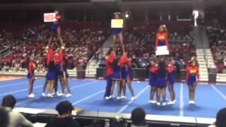 getlinkyoutube.com-Frankford high school 2015 cheer comp