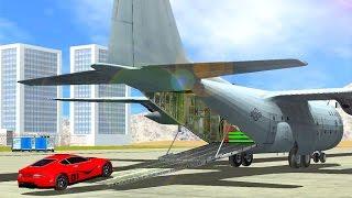 getlinkyoutube.com-Airplane Pilot Car Transporter - Best Android Gameplay HD