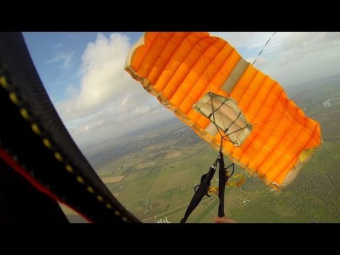 Skydiving Freakout | Canopy Cut Away