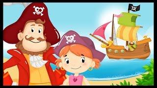 getlinkyoutube.com-Les gentils pirates - chanson enfant - monde des petits