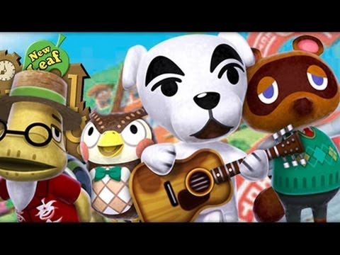 IGN Reviews - Animal Crossing: New Leaf Video Review