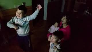 Gangnam style huy thịnh pi