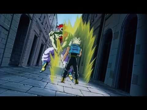Trunks Tribute (Linkin Park- Faint) HD