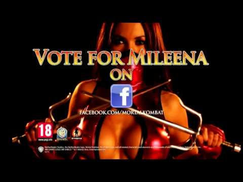 Mortal Kombat 2011 - Kitana, Mileena & Sonya Cosplay