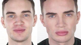 getlinkyoutube.com-Male Make-up - Natural & Flawless | John Maclean