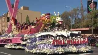 getlinkyoutube.com-Happy New Year & Pasadena  Rose Parade Jan,1. 2015