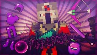 getlinkyoutube.com-Minecraft PvP Texture Pack - Purple Pack