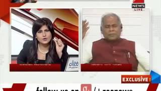 Exclusive interview with Bihar CM Jitan Ram Manjhi
