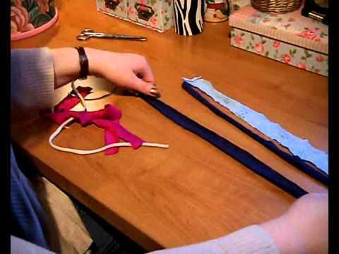 DIY: Jak zrobić prostą bransoletkę warkocz