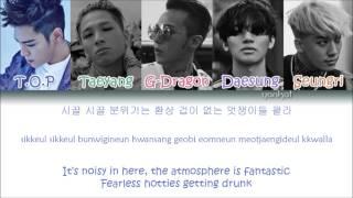 getlinkyoutube.com-BIGBANG - We Like 2 Party (Color Coded Han|Rom|Eng Lyrics)
