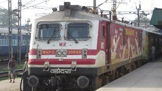 getlinkyoutube.com-Mumbai-Delhi Full Journey: India's First Premium Special