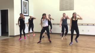 """getlinkyoutube.com-Cardio Dance """"Heartbeat Song"""" Kelly Clarkson"""