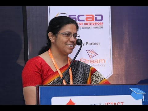Dr. Rajasree M.S, Director and Professor, IIITM-Kerala