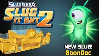 getlinkyoutube.com-SLUGTERRA SLUG IT OUT 2 -WELCOME BOON DOC !  (Slugisode #13 iOS Gameplay)