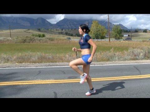 Proper Running Technique: Running Form Tips and Drills