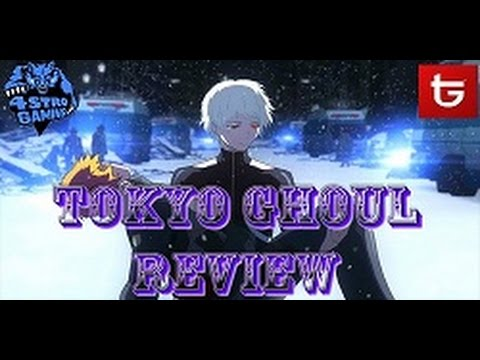 #4STRO TV Tokyo Ghoul Review