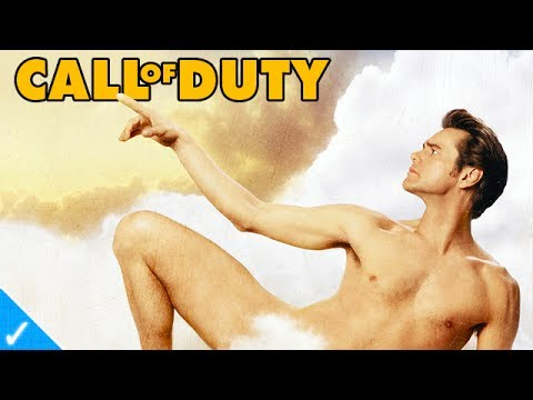 The Celeb Gamer - Jim Carrey plays Black Ops