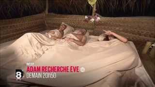 getlinkyoutube.com-adam recherche eve demain 20h50 D8   6 4 2015 episode 5 un homme 2 femmes