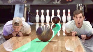 Bowling Trick Shots 2 | Dude Perfect width=