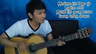 getlinkyoutube.com-(Cita Citata) Goyang Dumang - Nathan Fingerstyle Cover