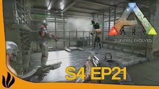 getlinkyoutube.com-[FR] ARK: Survival Evolved - S4 Ep21 - Pillons !
