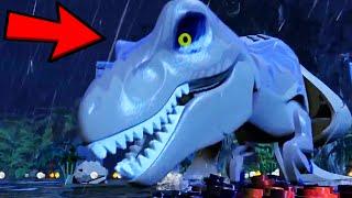 getlinkyoutube.com-LEGO Jurassic World Video Game Gameplay Trailer | Dinosaurs 2015 (PS4, Xbox One, Wii U HD)