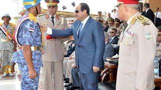 getlinkyoutube.com-الرئيس السيسى يشهد تخريج الدفعة 151 من معهد ضباط الصف