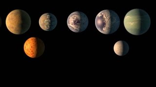 TRAPPIST-1 Planets Tidally Locked to Star, Have Short Orbits | Video