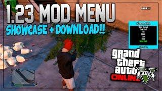 """getlinkyoutube.com-GTA 5 Online """"Mod Menu"""" 1.23 mods """"Sprx Menu"""" - """"1.23 Mod Menu"""" 1.23 Mods (GTA V 1.23 Mod Menu)"""
