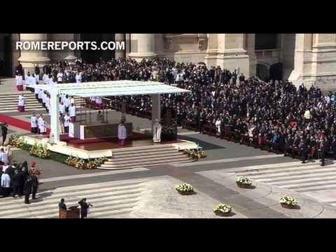 Pope will celebrate public Mass nearly every Sunday in April and May