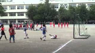 getlinkyoutube.com-白血病になった天才サッカー少年 小学1年生