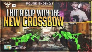 getlinkyoutube.com-I HIT A CLIP WITH THE CROSSBOW!! (NEW BO3 WEAPON)