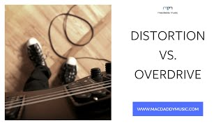 getlinkyoutube.com-Distortion vs. Overdrive - what's the difference?