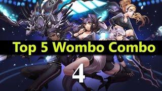getlinkyoutube.com-Top 5 Wombo Combo League Of Legends #04 | Best League Of Legends Wombo Combo compilation