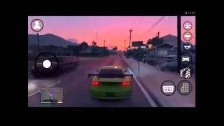 getlinkyoutube.com-GTA 5 apk + data 100% telecharger gratuit