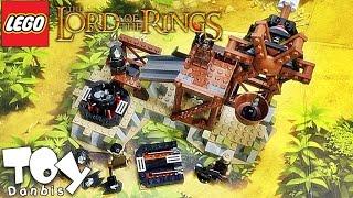 getlinkyoutube.com-레고 반지의 제왕 오크의 대장간 9476 조립 리뷰 Lego The Lord of The Rings The Orc Forge