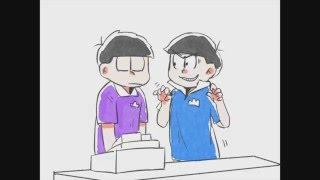 getlinkyoutube.com-[ENG SUB] Convenience Store Robbery (Osomatsu-san)