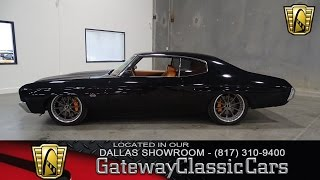 #208 1970 Chevelle Restomod