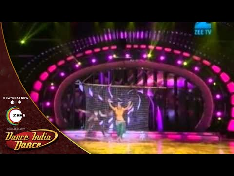 Dance India Dance Season 4 January 26, 2014 - Rachana & Manan