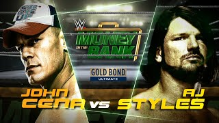 """getlinkyoutube.com-Money in the Bank 2016 Official & Full Match Card """"1080p"""""""