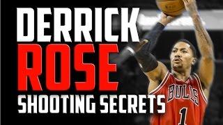 Derrick Rose: NBA Shooting Secrets