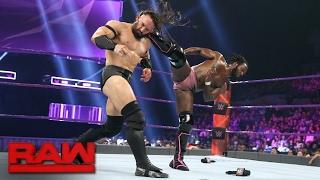 Neville's WWE Cruiserweight Championship Coronation: Raw, Jan. 30, 2017