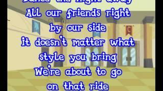 getlinkyoutube.com-MLP: Friendship Games - Dance Magic - Lyric