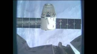 getlinkyoutube.com-U.S. Commercial Cargo Ship Departs International Space Station