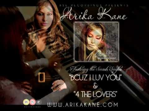 Arika Kane, Singer / Songwriter / Producer, on The Bryan Lee Whatley Show